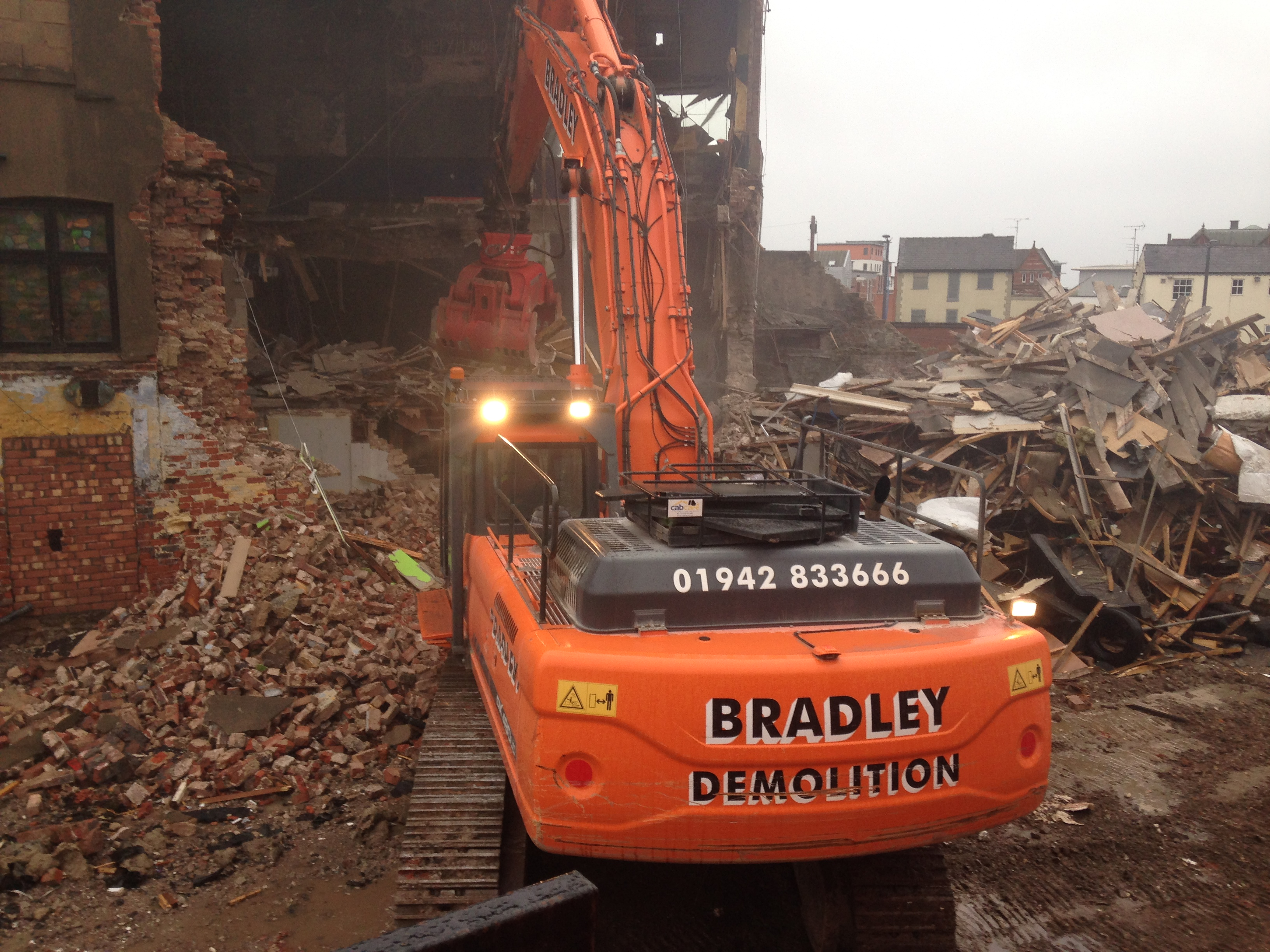 Demolition bradley group